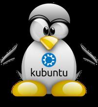 Kubuntu-Tux